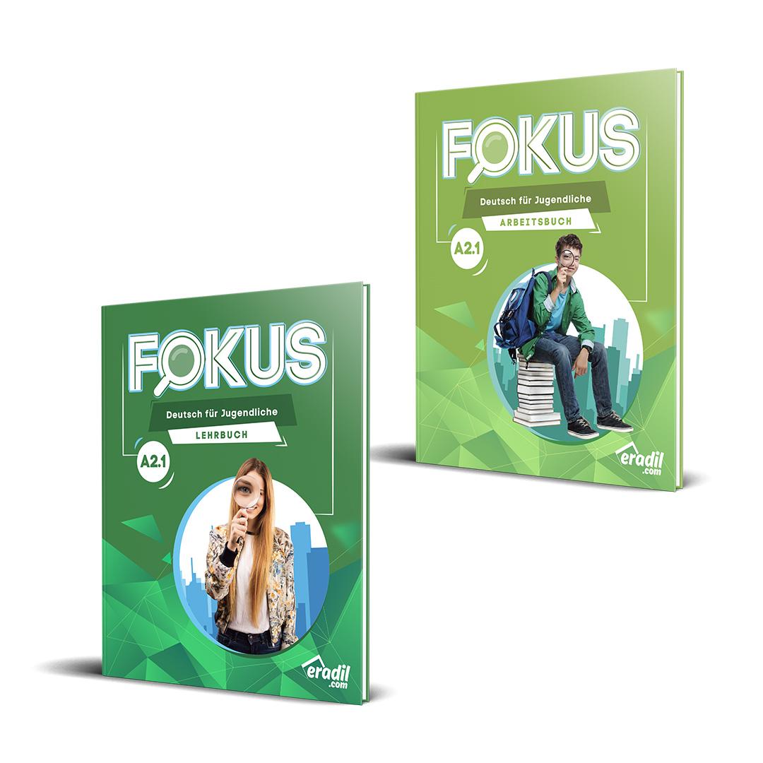Fokus Deutsch A2.1 – Schülerbereich